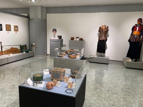 ILCE第3室−2 レザークラフト教室 革工芸教室