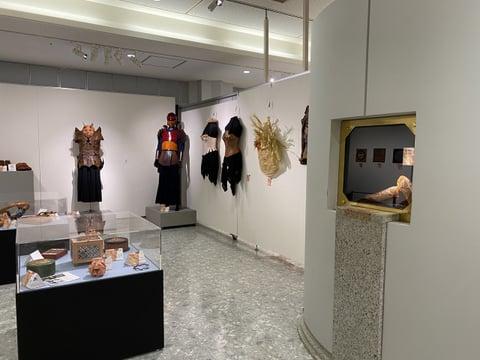 ILCE展示第3室 レザークラフト教室 革工芸教室
