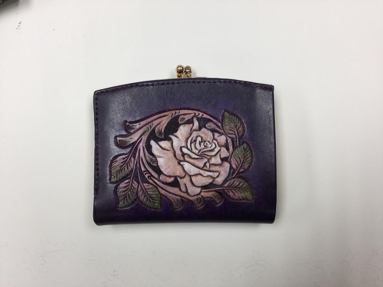 Kさんの財布