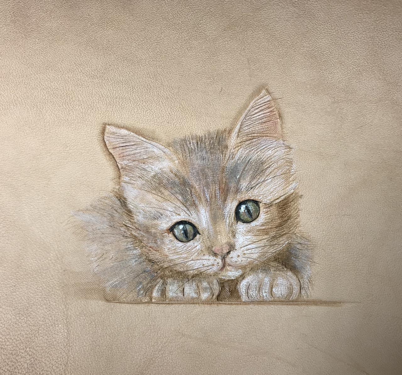 1dayレッスン用の猫ちゃん