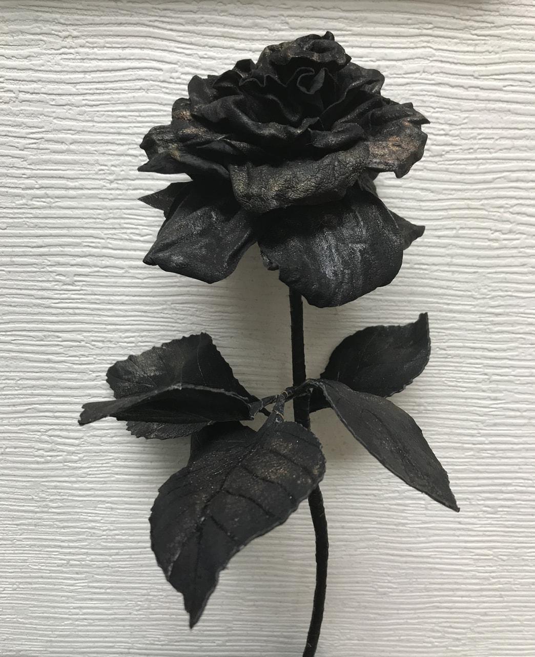 Uさんのお花できました