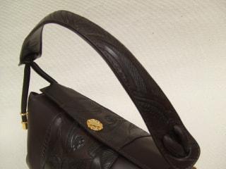 レザークラフト カービングバッグ手紐