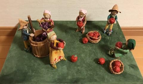 革人形 レザークラフト教室 革工芸教室