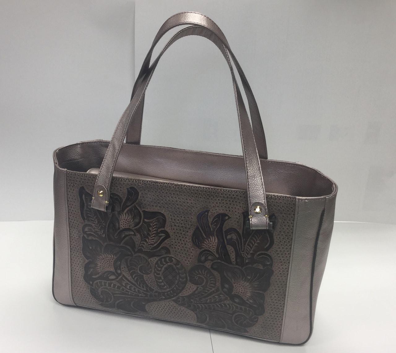 Tさんのショッピングバッグ