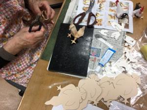 レザークラフト教室 革工芸教室 水曜クラス