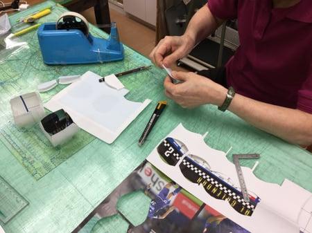 造形の基本 レザークラフト教室 革工芸教室