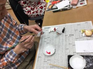 造形 レザークラフト教室 革工芸教室