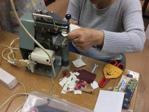 ラクーニ レザークラフト教室 革工芸教室