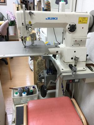 腕ミシンNo2 レザークラフト教室 革工芸教室