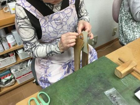 干支シリーズ3 レザークラフト教室 革工芸教室