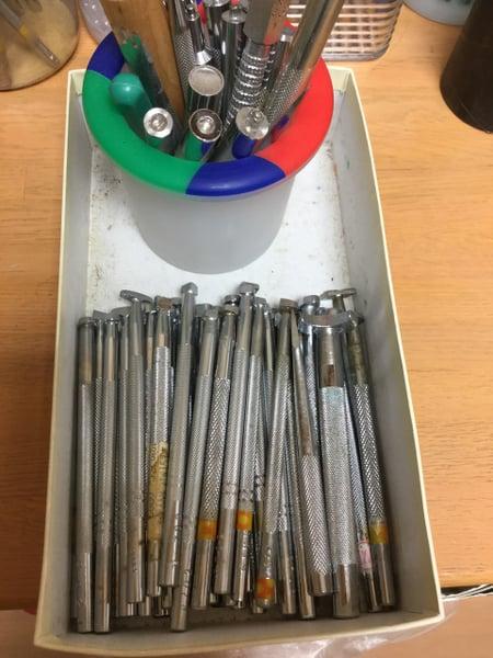 教室の刻印5 レザークラフト教室 革工芸教室