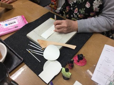 染色2 レザークラフト教室 革芸教室