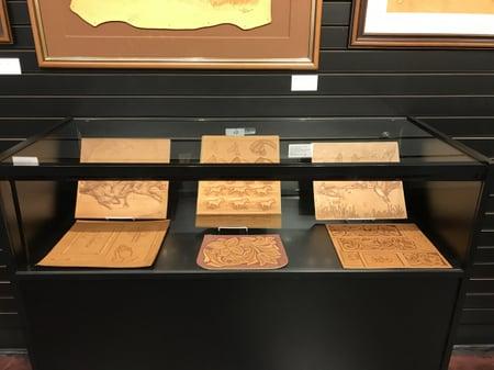 Tandy Museum レザークラフト教室 革工芸教室