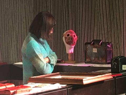 審査2 レザークラフト教室 革工芸教室