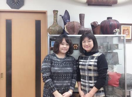 Yuan Yuan Liちゃんと レザークラフト教室 革工芸教室