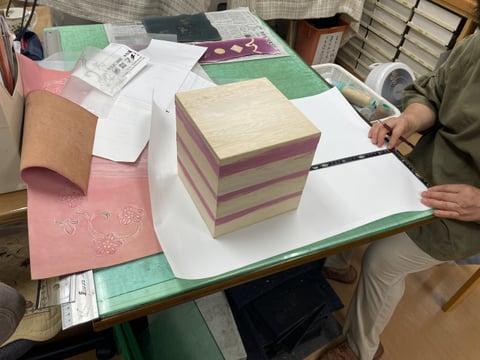 革の箱 レザークラフト教室 革工芸教室