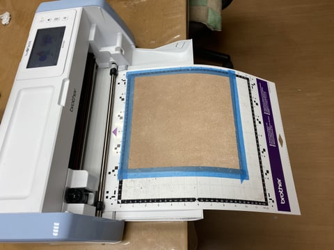 スキャンカット革セット レザークラフト教室 革工芸教室
