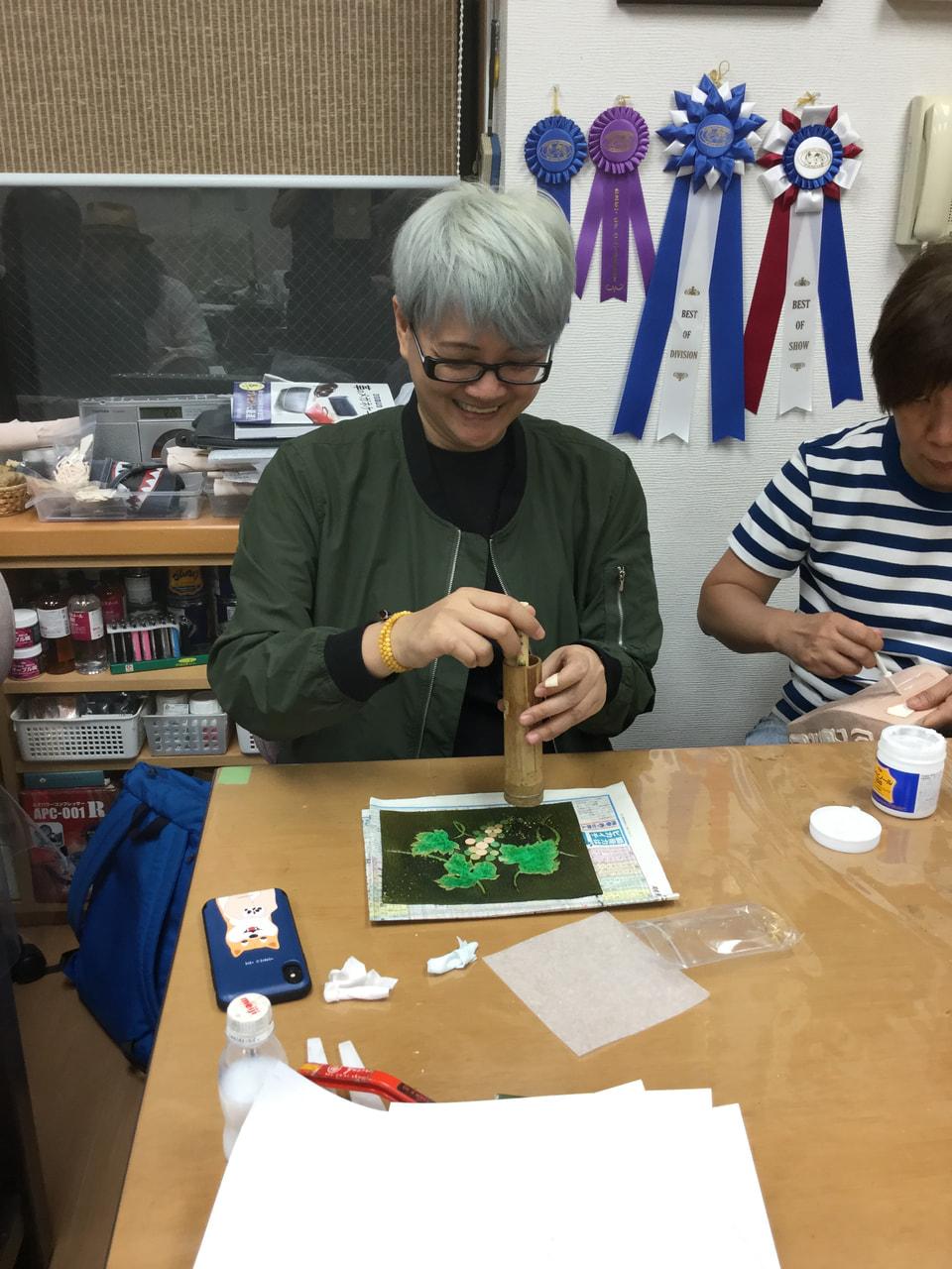 特別講習 台湾と香港から−5