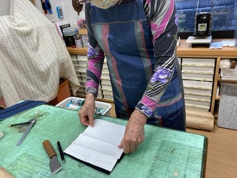 ランドセルリメイク レザークラフト教室 革工芸教室