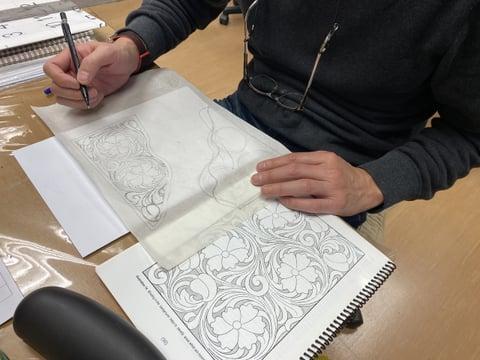 シェリダンデザイン レザークラフト教室 革工芸教室