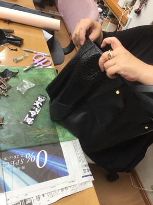 革工芸 レザークラフト 教室