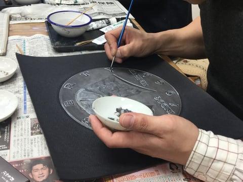 エントリー作品 レザークラフト教室 革工芸教室