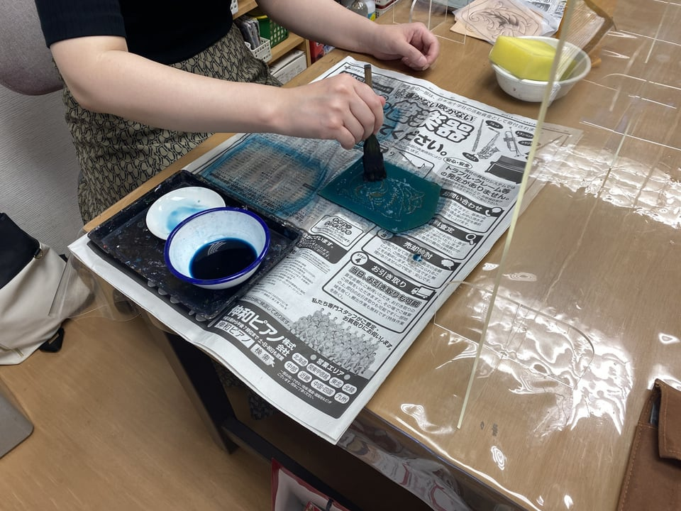 キーケース レザークラフト教室 革工芸教室