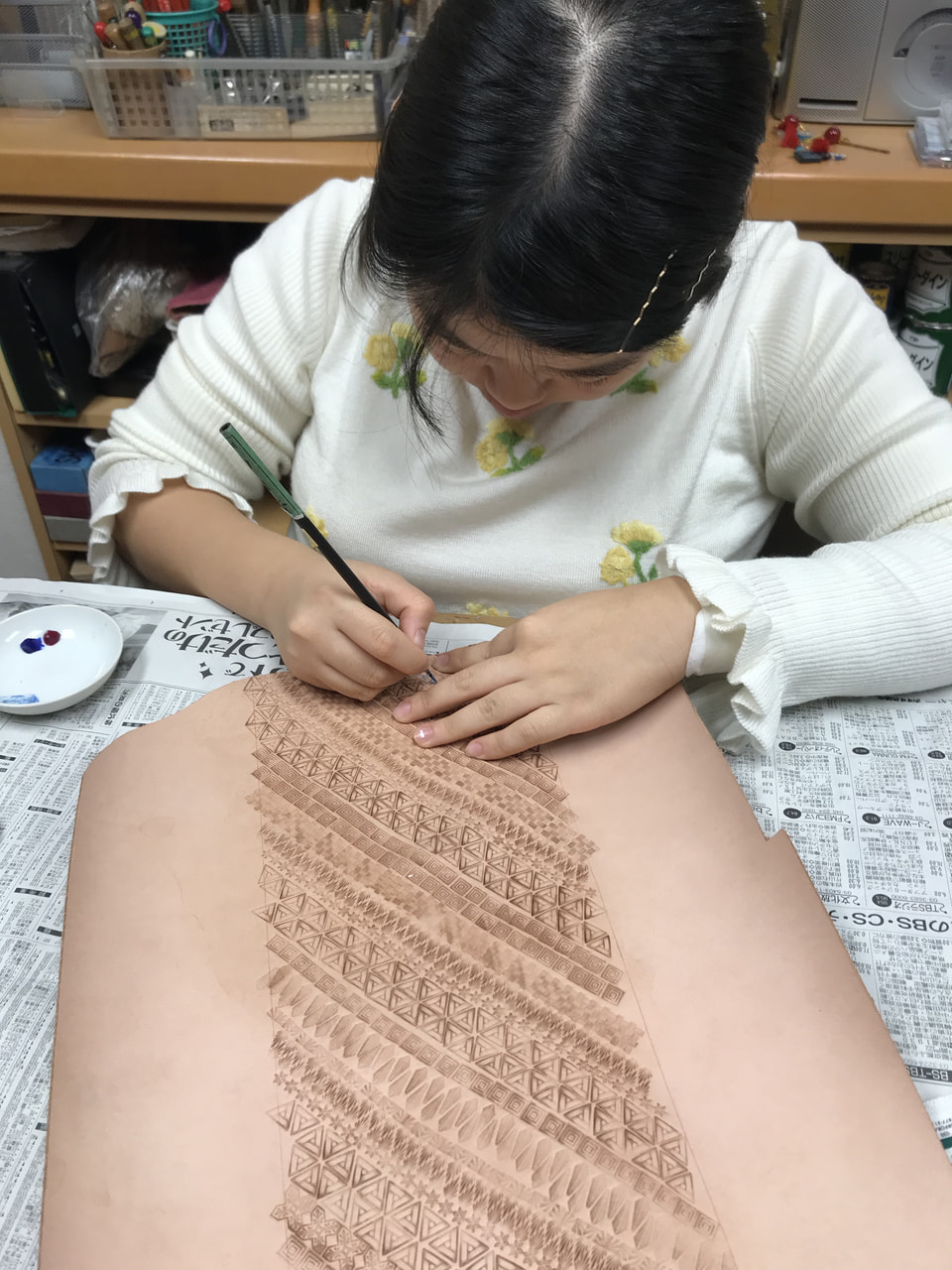 子供達の特別講座 妹編