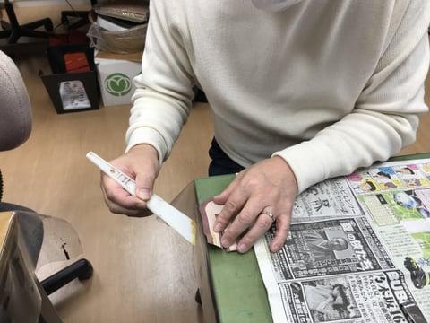 バッグの部品 レザークラフト教室 革工芸教室