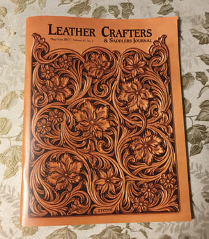Leather Craftersの本 レザークラフト教室 革工芸教室
