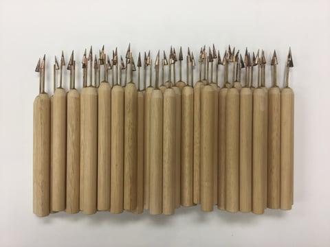 コーン レザークラフト教室 革工芸教室