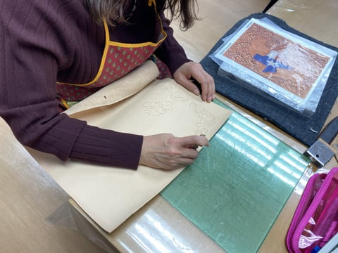 クラフトエイド レザークラフト教室 革工芸教室