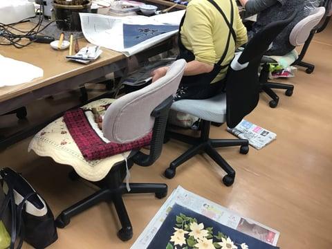 ろうけつ染 レザークラフト教室 革工芸教室