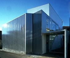 レザークラフト教室 革工芸教室 展示会建物