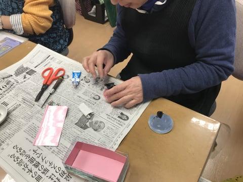 雛人形 レザークラフト 教室 革工芸教室