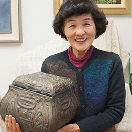 森田 信子さん